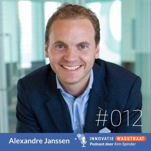 Alexandre Janssen Innovatie Wasstraat