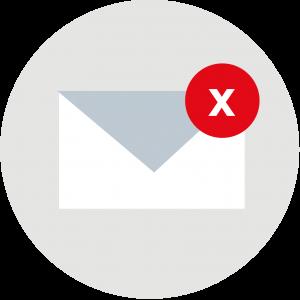 Delete e-mail