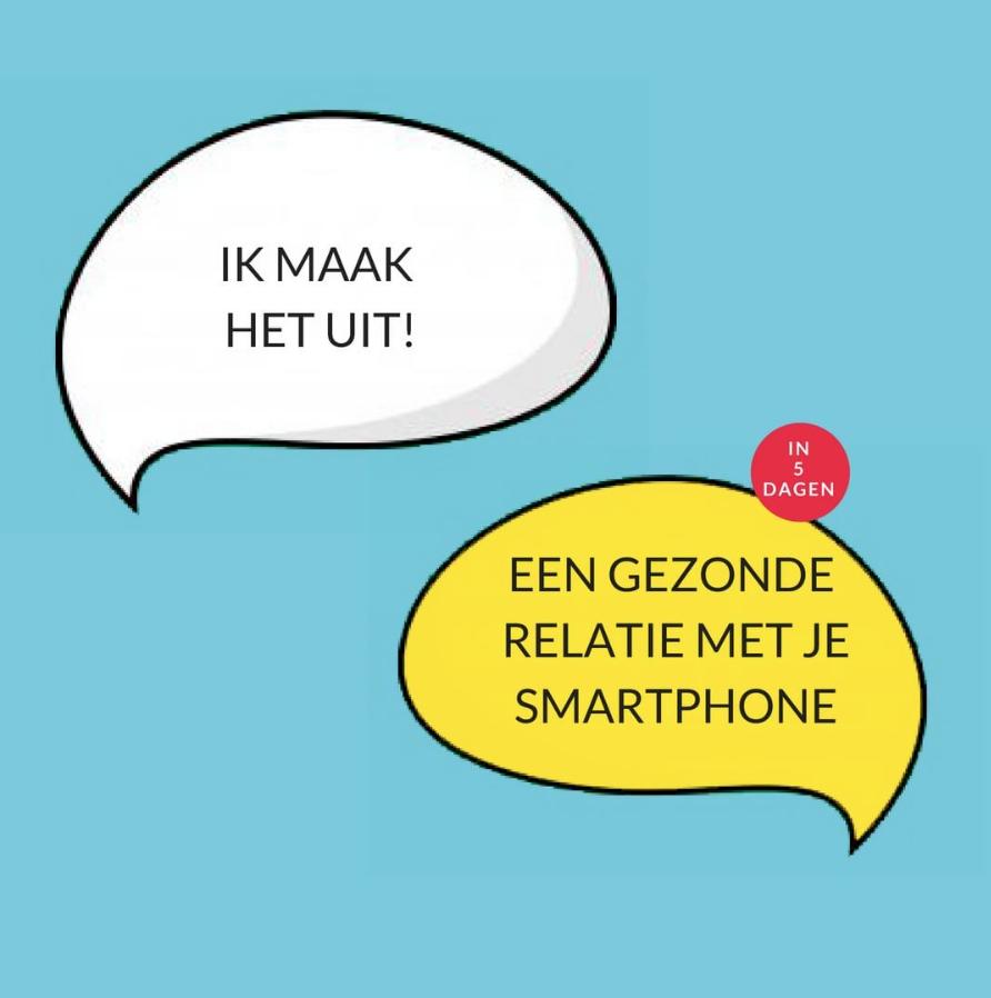 gezondere relatie met je smartphone