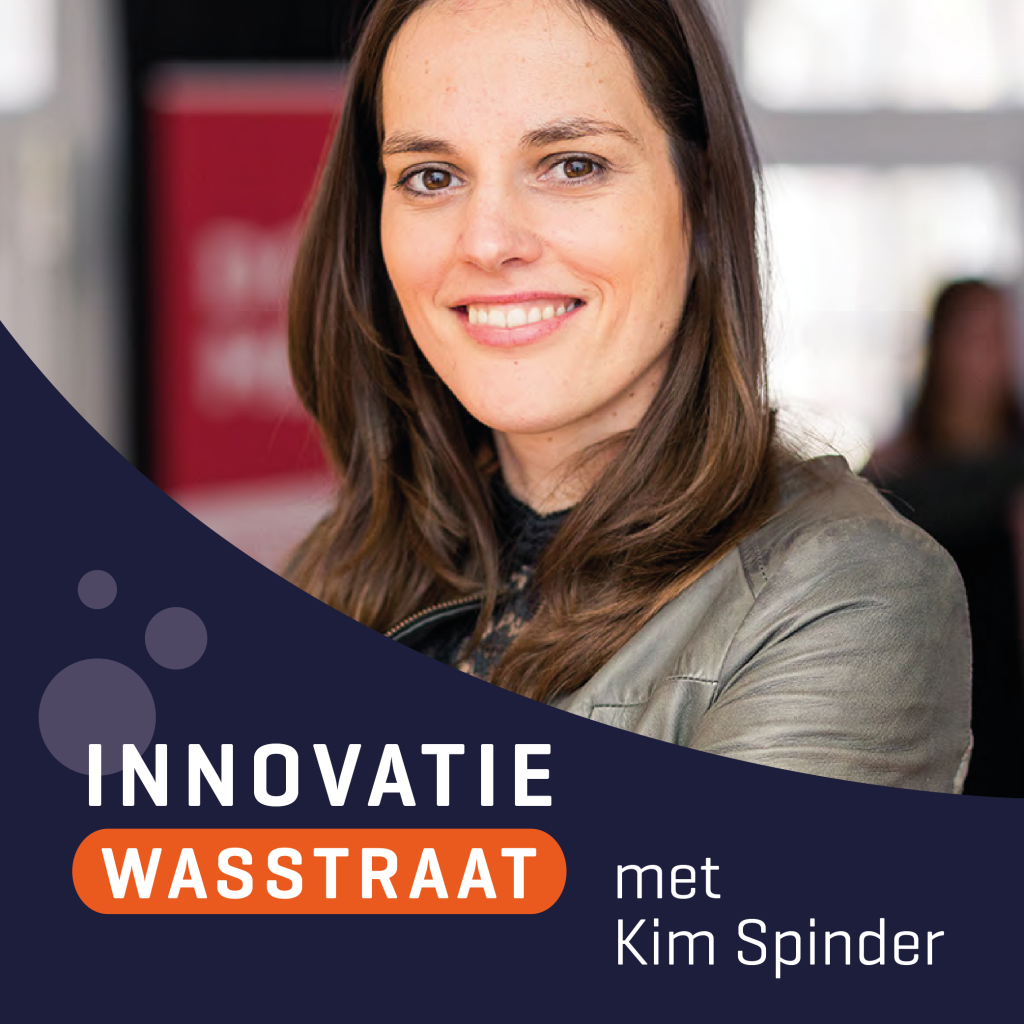 podcast Innovatie Wasstraat