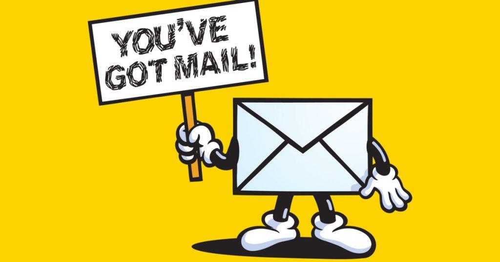 e-mailverkeer