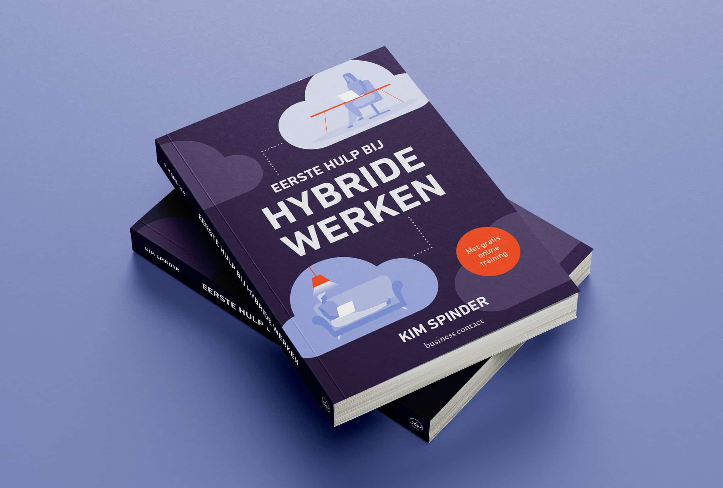 Mijn nieuwe boek Eerste hulp bij hybride werken is uit